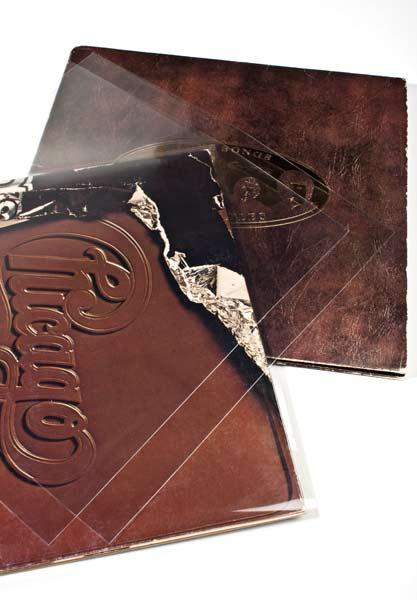 Afbeelding van 12 inch buitenhoes voor dubbel albumhoezen 32.9x32.9cm (100 Stuks)